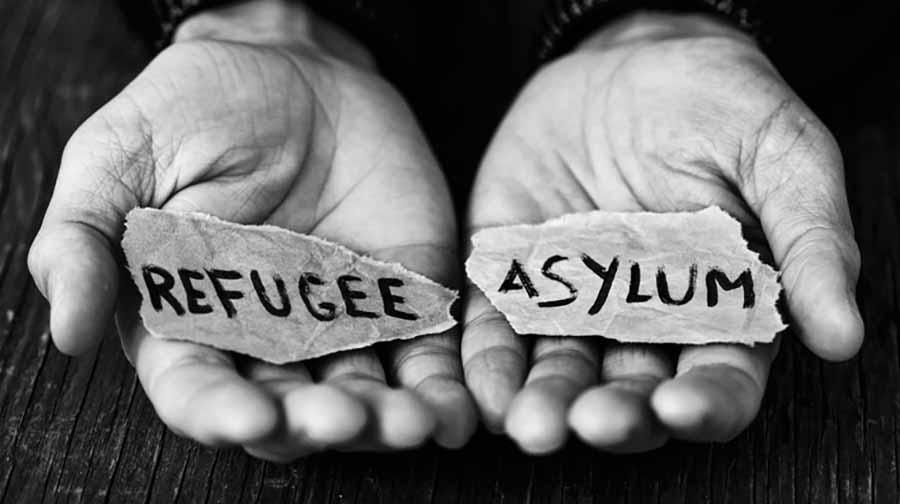 pedir asilo politico en España